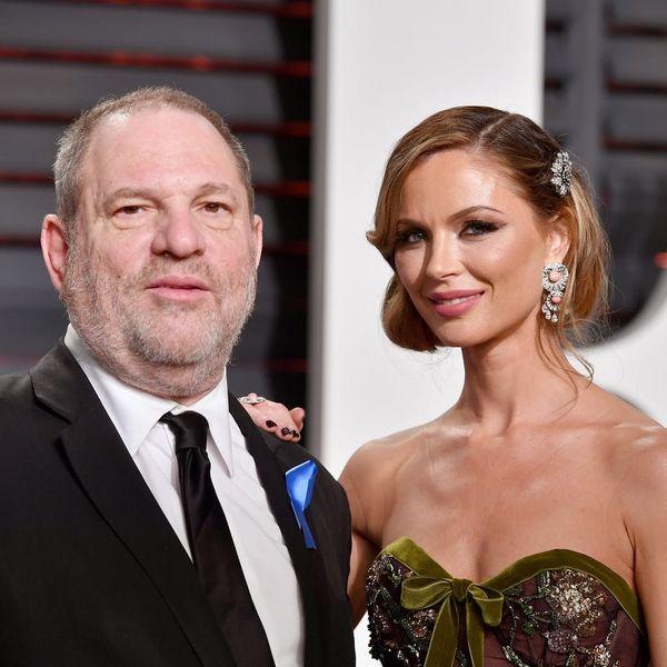 Georgina Chapman Announces Split from Harvey Weinstein Amid Sexual Harassment Allegations