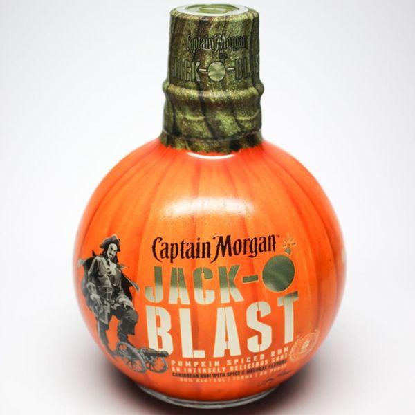 Captain Morgan's Jack-O'Blast Has Returned and It Tastes like College Memories