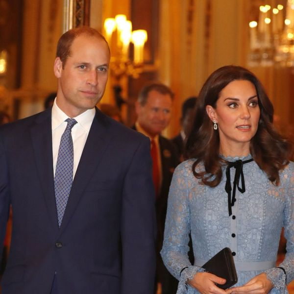 Duchess Kate Middleton Makes Her First Appearance Since Announcing Her Third Pregnancy