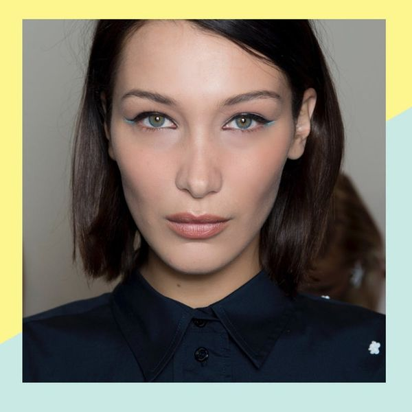 Pastel Makeup Is Making a Comeback for Spring 2018