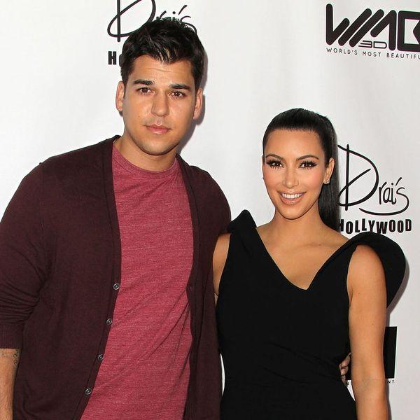 "Rob Kardashian Sends Kim Kardashian ""Gone Girl"" Socks"