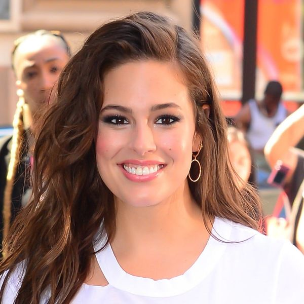 Ashley Graham Says No One Would Dress Her for the Met Gala 2016