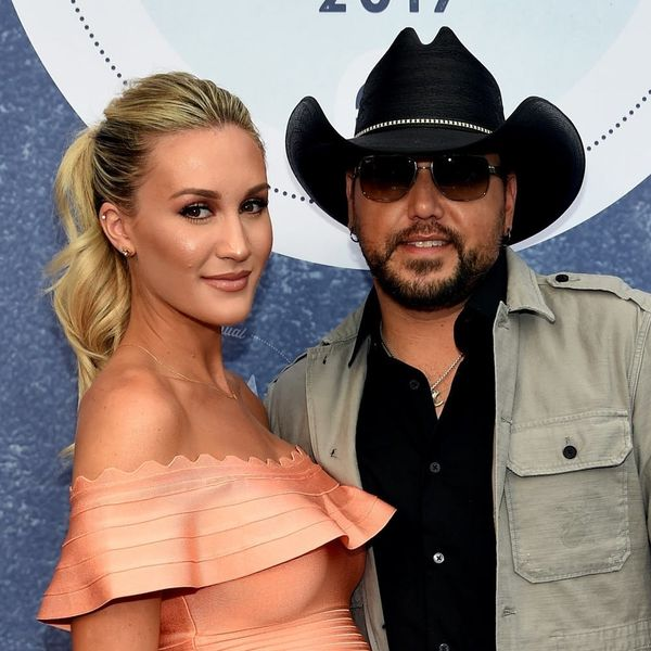 Jason Aldean and Wife Brittany Make an Emotional Return to Las Vegas to Visit Shooting Victims