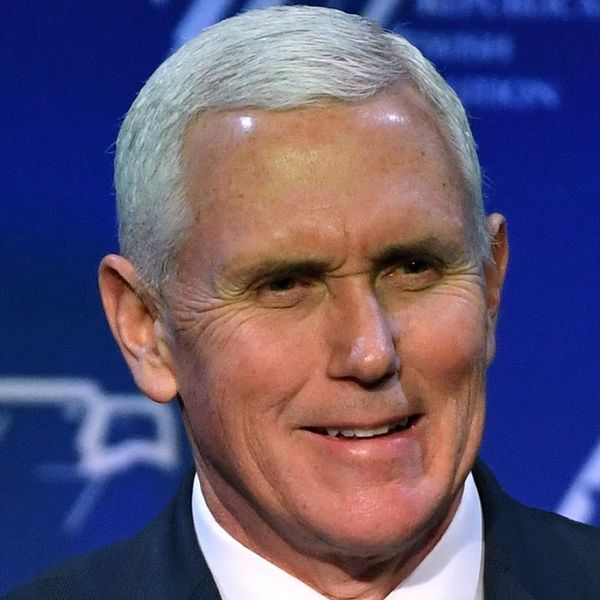 This Is What VP Mike Pence Has to Say About That Email Sitch