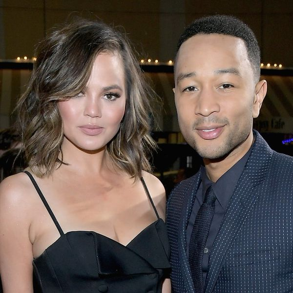 Chrissy Teigen and John Legend Adopted Two Adorable New Puppies and They'll Melt Your Heart
