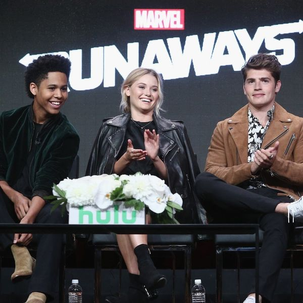 "See the First Trailer for Marvel's Teenage Superhero Series ""Runaways"""