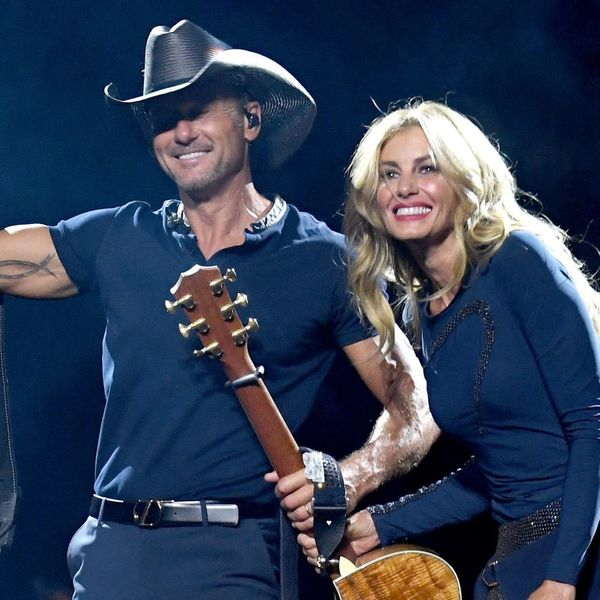 Faith Hill and Tim McGraw Fight and Make Up in Their New Joint Music Video