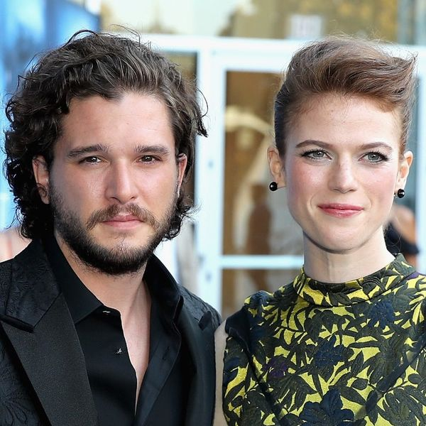 Kit Harington Is Spilling the Adorable Deets Behind His Proposal to Rose Leslie