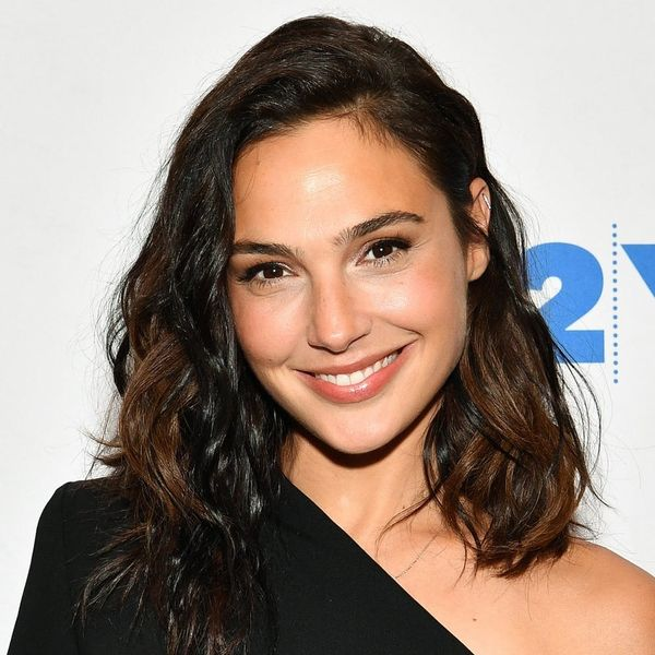 Gal Gadot Just Tried *This* Surprising Food for the First Time on TV