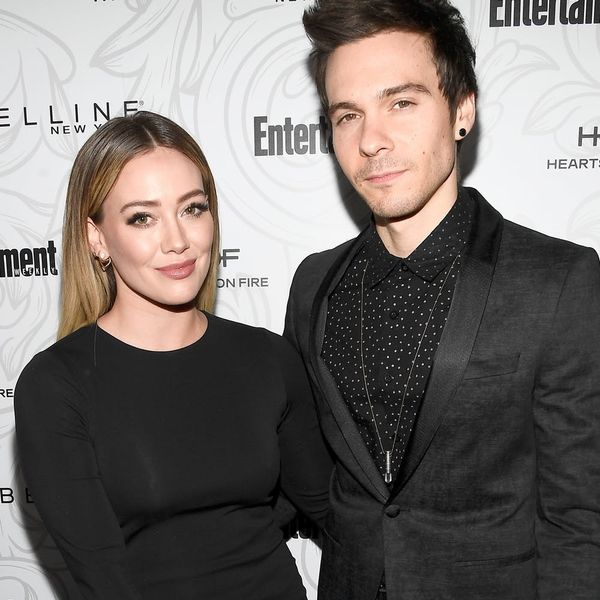 Hilary Duff Celebrated Her 30th Birthday With Ex Boyfriend Matthew Koma