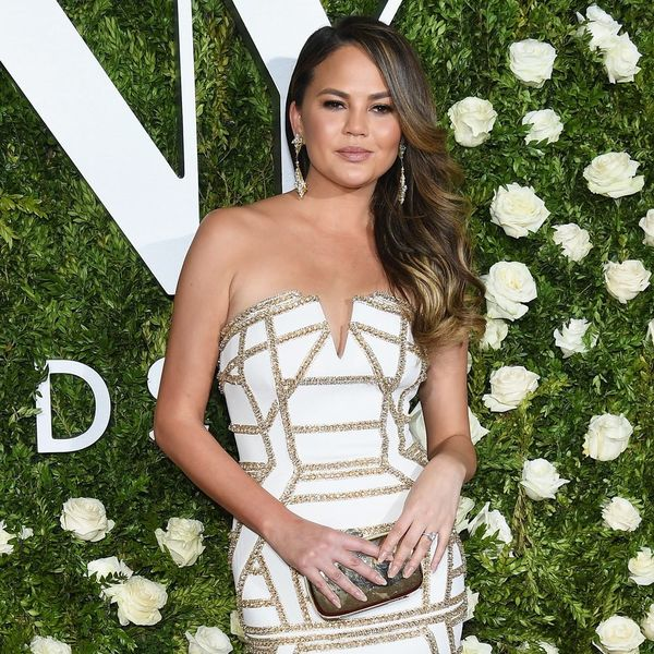 This Time-Lapse Video of Chrissy Teigen's Makeup Routine Is Mesmerizing