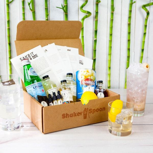 Shaker & Spoon Is *Basically* Blue Apron for Cocktails