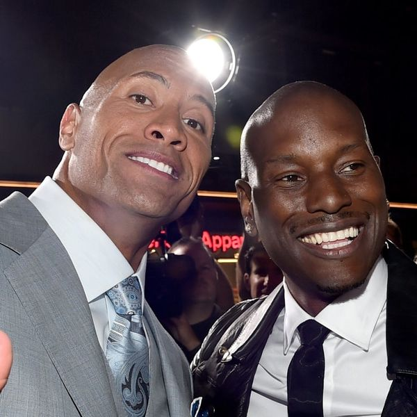 MAJOR Controversy Is Brewing Between Fast and Furious Costars Tyrese Gibson and Dwayne Johnson