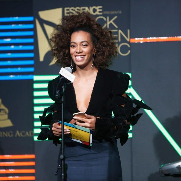 Solange Covers Elle for the First Time Ever