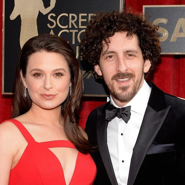 """Scandal"" Star Katie Lowes Welcomes a Baby Boy and Shares His Adorable Name"