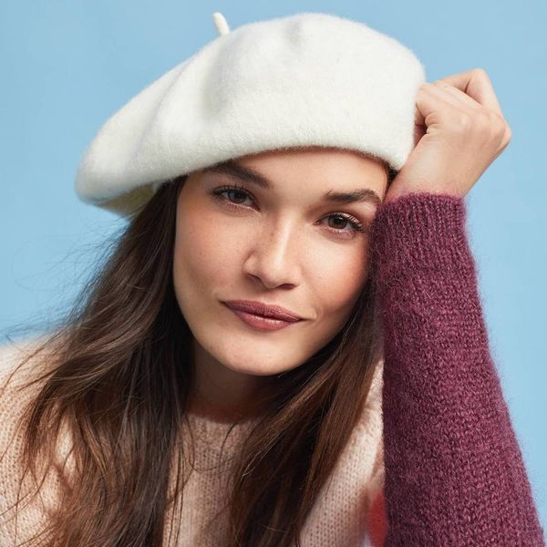 FYI, the Beret Is About to Be Your New Accessory Du Jour