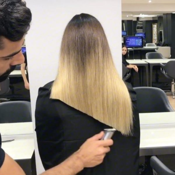 We Bet You Won't Be Able to Stop Watching This Viral Haircut Video