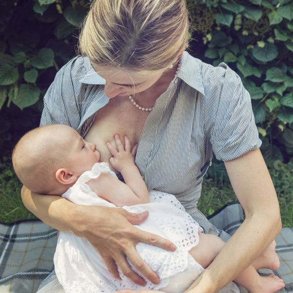 Piercings, Tattoos, and Other Things That Could Affect Breastfeeding