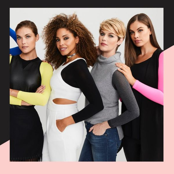 5 Reasons You Should Try Spanx's New Arm Tights (No, Really)