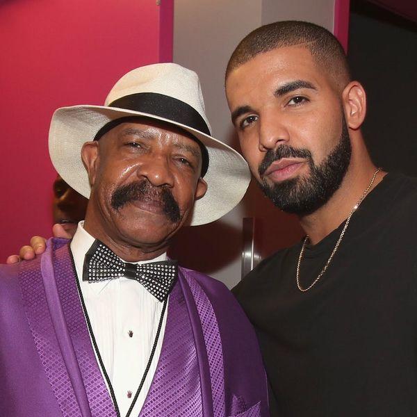 Drake's Dad Just Got a Huge Tattoo — of Drake's Face