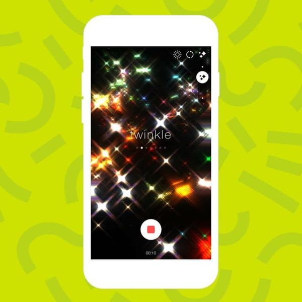 This Is the App Celebs Use to Shine Bright Like a Diamond in Their Selfies