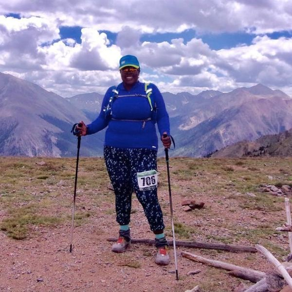 Mirna Valerio Wants You to Know She's More Than Just a Fat Girl Running