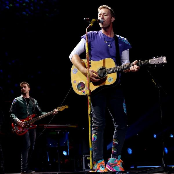 """Coldplay's Cover of Tom Petty's """"Free Fallin'"""" Is the Perfect Tribute"""