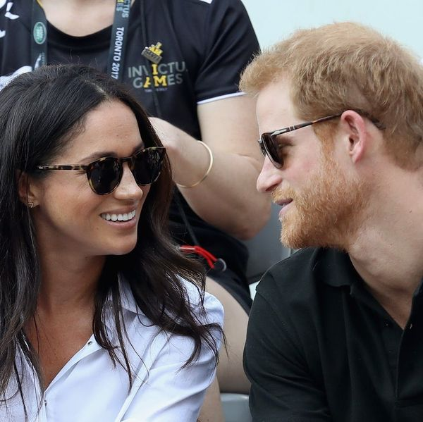 Prince Harry *Kissed* Meghan Markle in Public at the Invictus Games Closing Ceremony