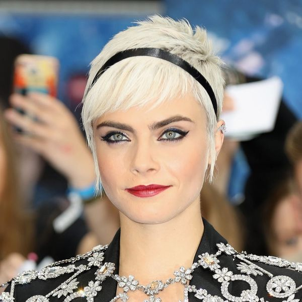 """Cara Delevingne Is Getting Super Real About Depression With Her New YA Book """"Mirror, Mirror"""""""