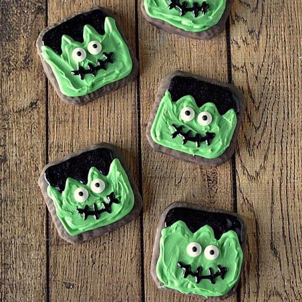 8 Sweet Halloween Treats Your Kids Can Help Make