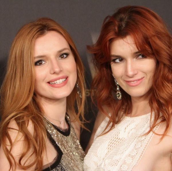 Bella and Dani Thorne Just Got the Most Adorable Matching Sibling Tats