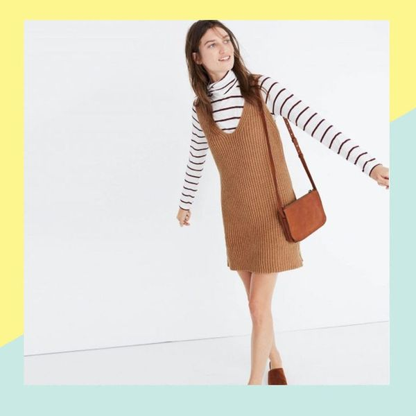 11 Effortless Fall Dresses That Will Carry You Through Fall
