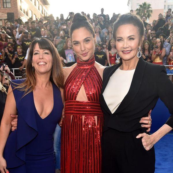 OG Wonder Woman Lynda Carter Expertly Claps Back at Director James Cameron