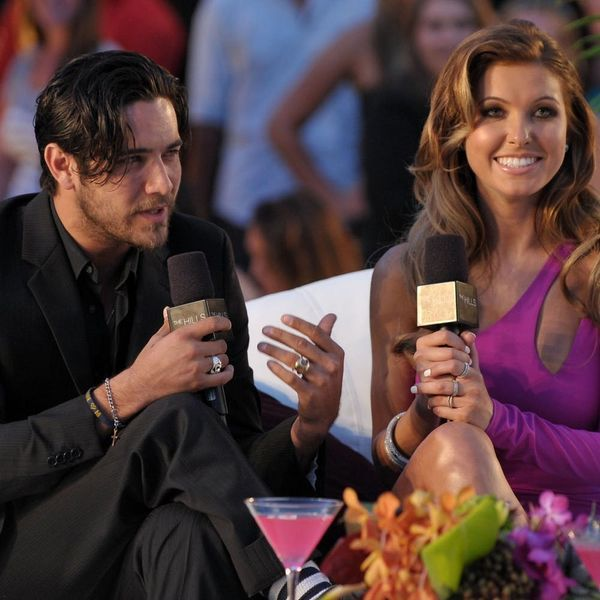 """""""The Hills"""" Star Justin Bobby Says He and Audrina Patridge Have Reconnected"""
