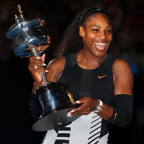 Serena Williams Reveals How Her Daughter's Name Honors Their History-Making Moment