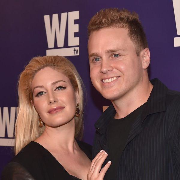 Heidi and Spencer Pratt Just Gave Us Their Most Glam Pregnancy Photoshoot Yet