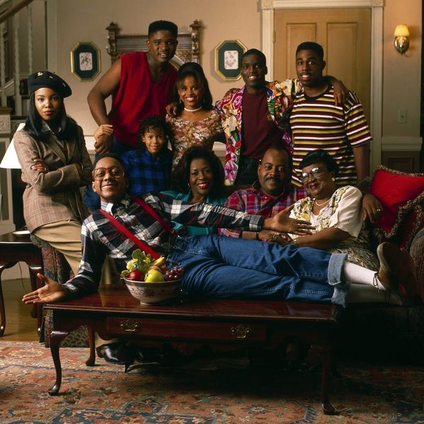 """The """"Family Matters"""" Cast Just Reunited and Our '90s Hearts Are So Happy"""