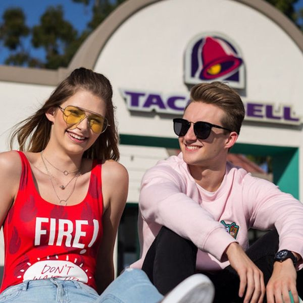 Forever 21 x Taco Bell Is the Strange, Yet Delightful Collaboration You Never Knew You Needed