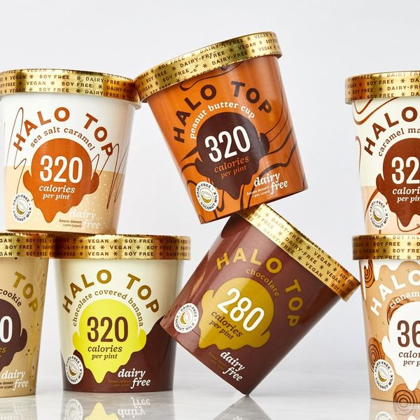 Your Favorite Low-Calorie Ice Cream Now Comes in Vegan and Non-Dairy