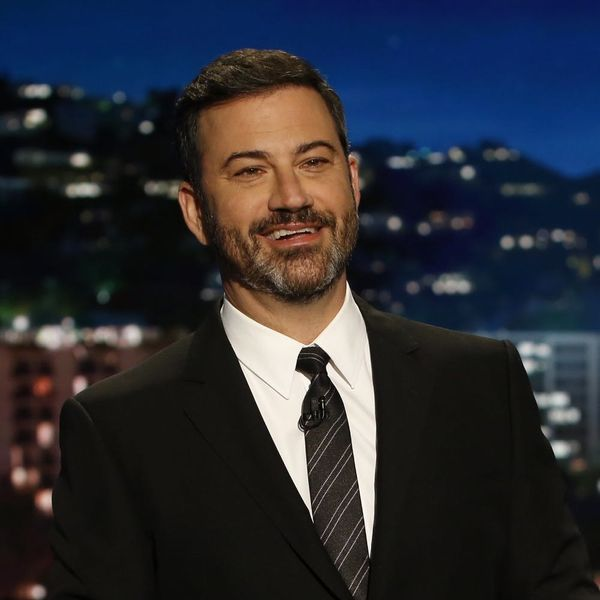 """Jimmy Kimmel Is Completely Over the """"Pumpkin Spicing"""" of America"""