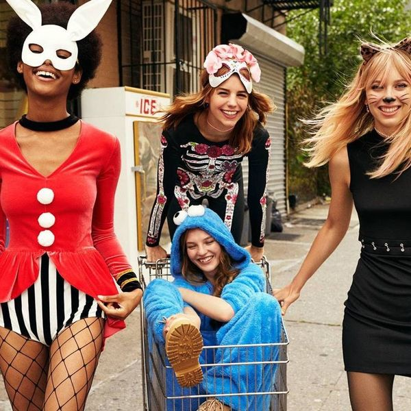 H&M Is Releasing Halloween Costumes — and They're So Cute