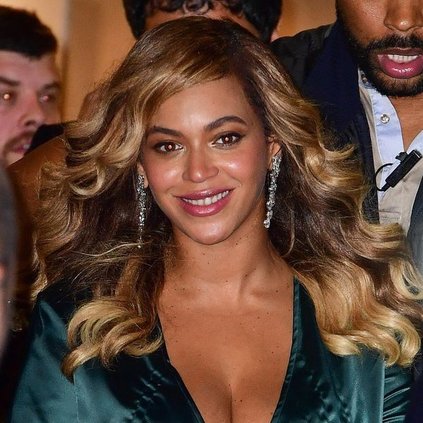 Fans Are Speculating Beyoncé's New Tattoo Is a Tribute to Her Kids