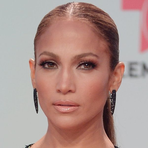 Is This Jennifer Lopez's Most Naked Look Since That Iconic Versace Dress?