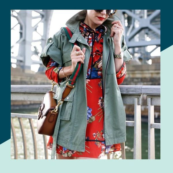 This Is the Wear-Everywhere Jacket That Fashion Girls Can't Get Enough Of