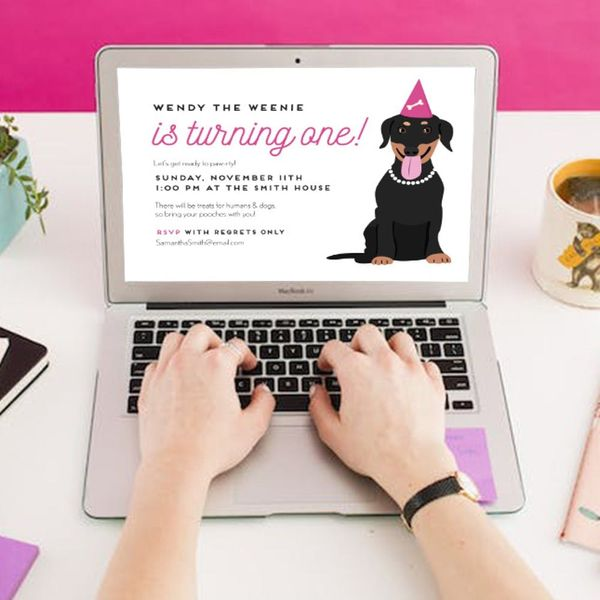 4 Elements of Typography You Should Consider When Designing (+ a Pet Birthday Invitation Template Inside!)