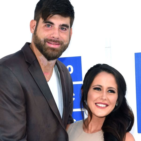 """""""Teen Mom 2"""" Star Jenelle Evans Just Tied the Knot in an Adorably Rustic Backyard Ceremony"""