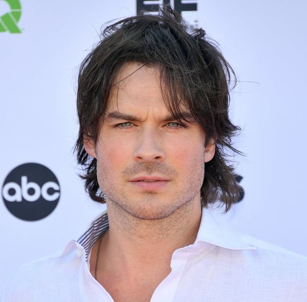 Here's What Ian Somerhalder Has to Say About That Controversial Birth Control Interview