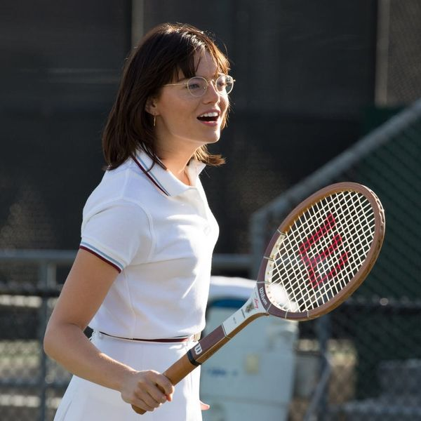 """Emma Stone Reveals How Training for """"Battle of the Sexes"""" Made Her Feel Empowered"""