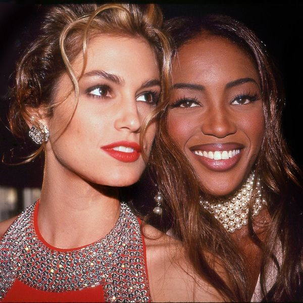 This Epic Runway Reunion of '90s Supermodels Will Give You Chills