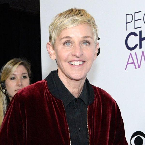 """Ellen DeGeneres Just Gave Us the """"LWYMMD"""" Spoof We Never Knew We Needed"""